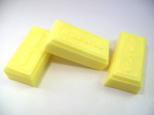 Lemon Grass Goats Milk Soap - $5.75